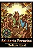 Espresso Royale Coffee, Peruvian Solidario Fair Trade Organic Medium Roast BULK 5lb Bag, Coffee Beans