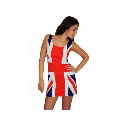 d43e0778 British Union Jack Dresses: Amazon.co.uk