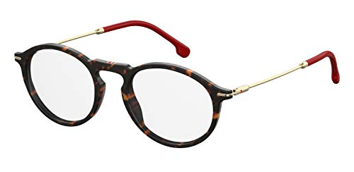 Carrera 193 SS19 Monturas de gafas, Unisex Adultos, Havana Red