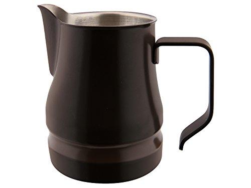 ILSA Lattiera per Cappuccino e Latte Art Évolution Color Caffè Tz. 6 Acciaio inox 18/10