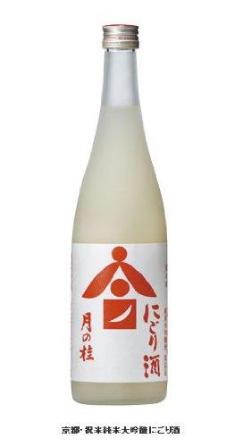 増田徳兵衛商店『月の桂 京都・祝米純米大吟醸にごり酒』