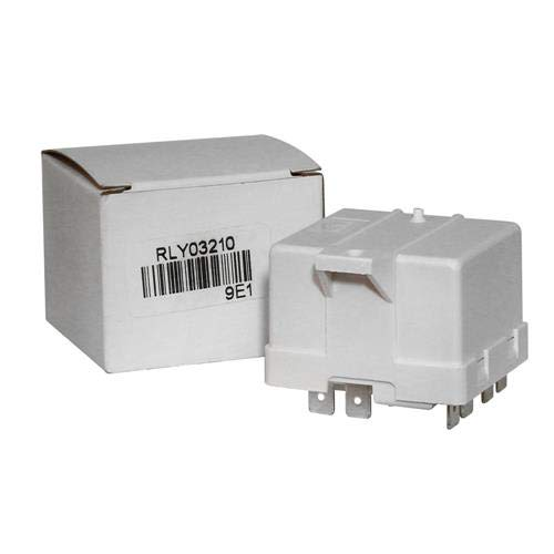 Trane RLY03210 / RLY-3210 - OEM Start Relay: SPST, 50A Coil, 239V Pick Up / 135V Drop Out