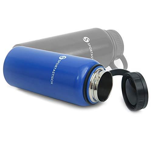 Hydro Boost - breite Isolier Trinkflasche