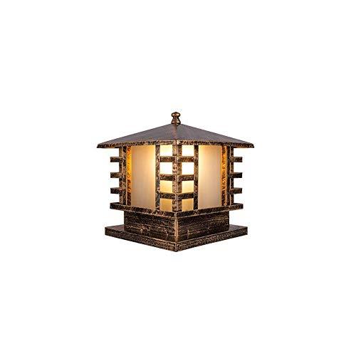 Plafondlamp voor buiten, weerbestendig, robuust