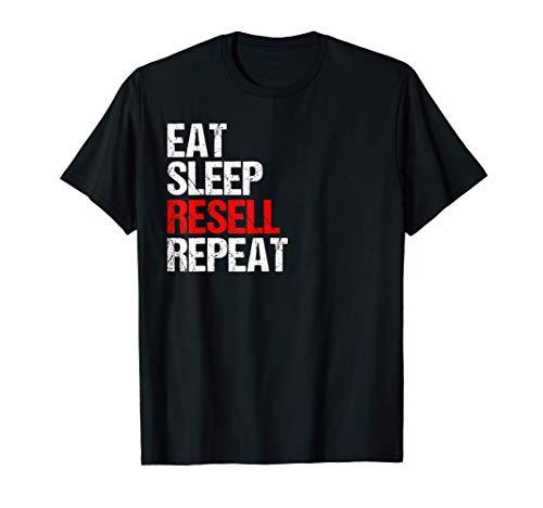 Reselling Produkte für Sneaker Reseller Wiederverkäufer T-Shirt