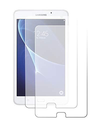 GEAR GUARD [2 Pack] Compatible With Samsung Galaxy Tab A 7.0 inch 2016 Release (Model: T280/ T285) (9H Hardness Better Than Tempered Glass) Screen Protector and Guard - Matte