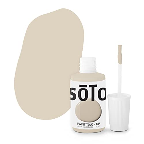 soto MULTI-PURPOSE PAINT TOUCH UP - Matte finish indoor + outdoor...