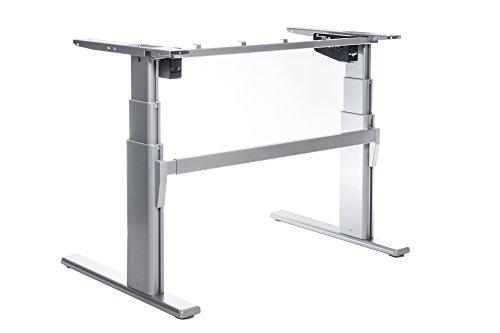 Höhenverstellbarer Schreibtisch TOP-ECO Classic V2. TÜV-geprüfter Preis-Leistungs-Sieger.
