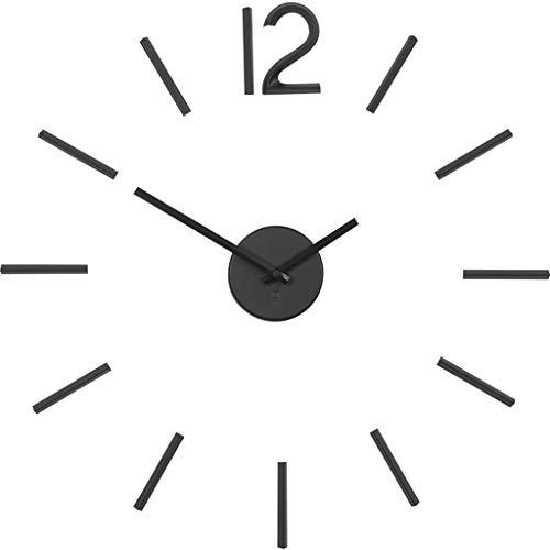 Wyz Horloge Murale No Frame Taille Auto-réglable Nordic Mute Salon Chambre Tableau Mural Simple