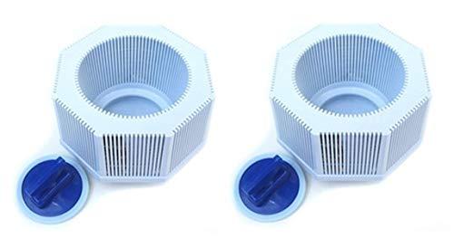 Vitalizer Plus repuesto de cubo mineral (2 unidades) para Vitalizer Plus máquina de agua hexagonal