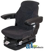 GRAMMER MSG95 AIR SUSPENSION SEAT CASE IH FORD NEW HOLLAND KUBOTA MASSEY WHITE