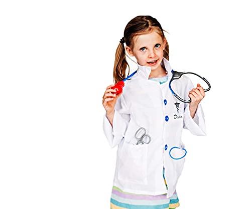 Dress Up America Docteur jeu de rôle S'habiller Set pour les enfants