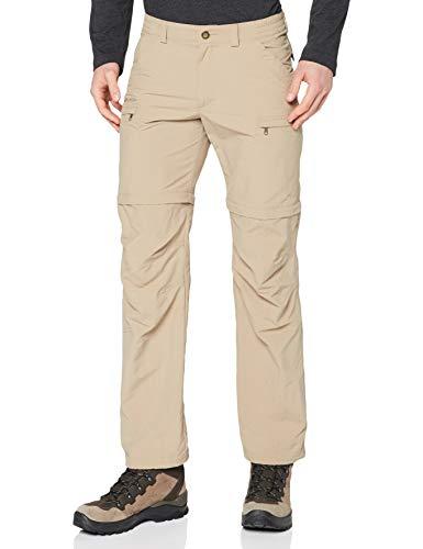 VAUDE Herren Hose Men's Farley ZO Pants IV, muddy, 54, 038694740540