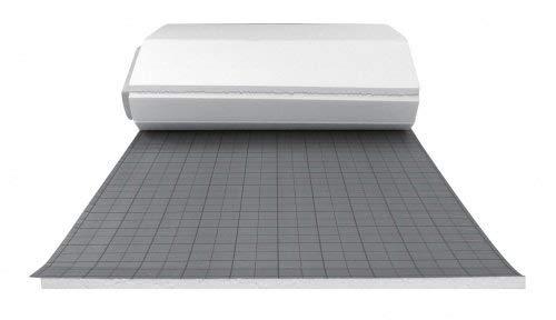 Tackerplatte Dämmrolle Rolljet 10m² 30-3 Fußbodenheizung Heizung Verlegeplatte Bodenplatte
