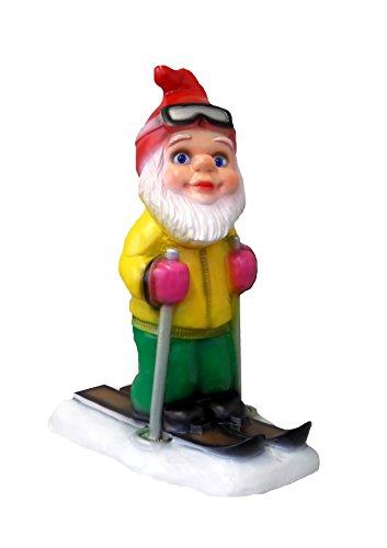 Nain de jardin ski super winteredition 37 cm