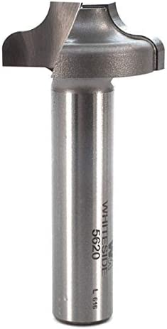 high quality Whiteside lowest Router high quality Bits 5620 Stile Profile Bit with Traditional 1-1/4-Inch Large Diameter and 1/2 -Inch Shank sale