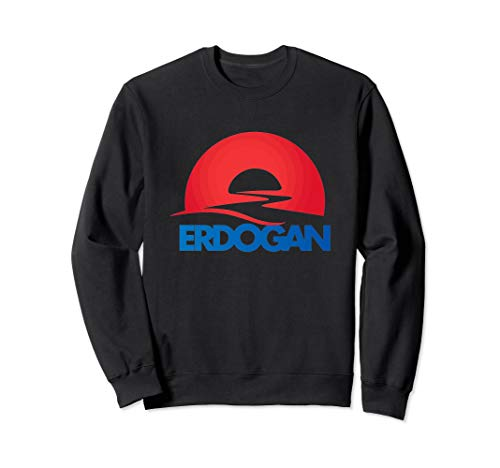 Recep Tayyip Erdogan Logo - Türkei Fan Sweatshirt
