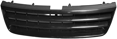 IKON MOTORSPORTS Grille Compatible With 配送員設置送料無料 実物 Tou 2003-2007 Volkswagen