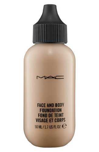 is mac face and body oil free