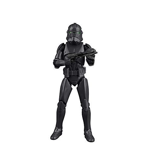STAR WARS The Black Series Elite Squad Trooper Juguete de 6...