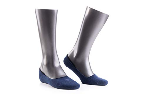 12% Pure Silver Ankle Socks – No …