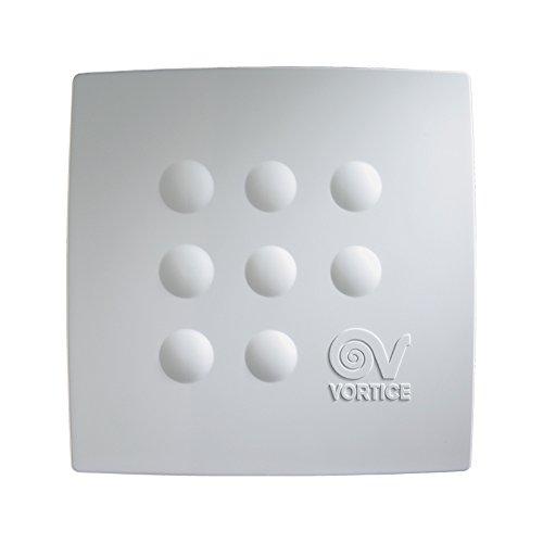 Vortice Micro 100 28W, 65 - 90 m3/h, Bianco