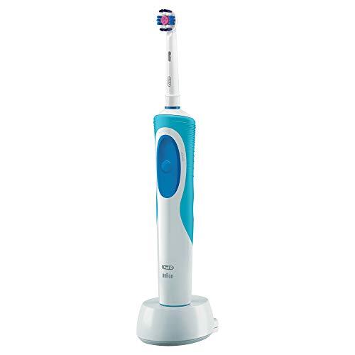 Oral-B Vitality 3dwhite Timer Pro Spazzolino Elettrico Ricaricabile + manico + spazzolina