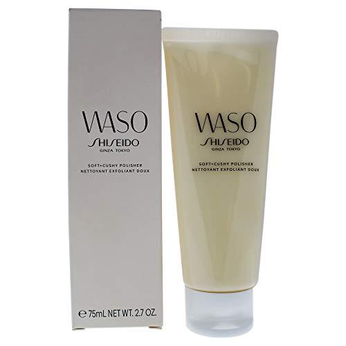 Shiseido WASO Soft+Cushy Polisher - Reinigung, 75 g
