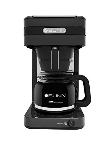 BUNN CSB2GD Speed Brew High Altitude Coffee Maker 10 Cup Black