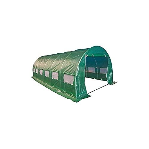 FeelGoodUK diseño de mascotas carcasa 6x 3x 2m de repuesto para túnel invernadero de jardín