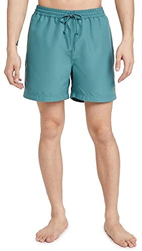 Carhartt Costume Uomo WIP Chase Swim Trunks Hydro/Gold I026235.0ac