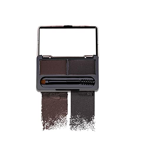 Double Color Eyebrow Powder Cheap Factory outlet bargain Combination E Durable Waterproof Not