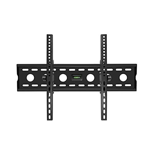 VERDELZ Soporte de Pared Delgado para TV con inclinación Ajustable en ángulo, Adecuado para la mayoría de televisores de Pantalla Plana LED, LCD, OLED y Plasma de 26-32 32-55 48-70 Pulgadas