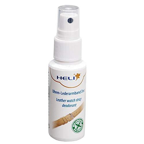 Desodorante y detergente para correas de cuero HELI