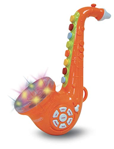 Bontempi - Saxophon, orange, 36 3825