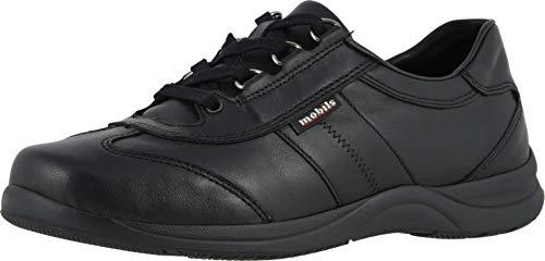 Mephisto Women's Liria Casual Shoes Black Softy Leather 8 Medium