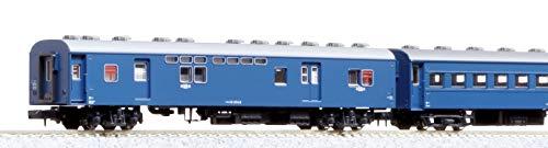 KATO Nゲージ 旧形客車 4両セット ブルー 10-034-1 鉄道模型 客車