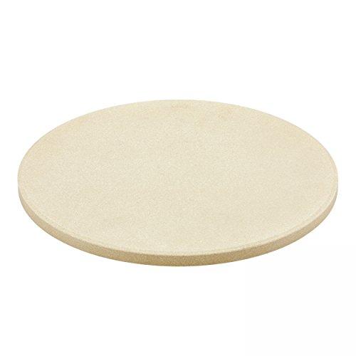 Rösle 25407 Pizzastein Vario PRO, Natur, Durchmesser: 34cm