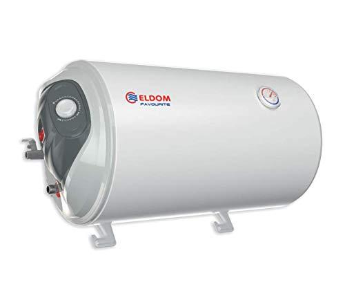 Eldom SV08044 R/éservoir deau chaude 2 kW 80 l Commande manuelle Spectra 80 230 V Blanc