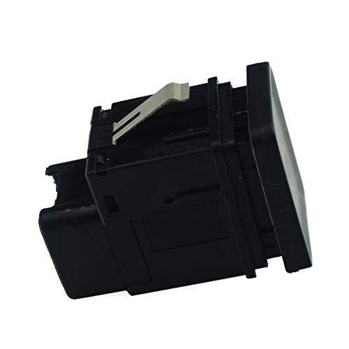 Suncolor8 Compatible Botón de Interruptor de Freno de Mano del Coche para Volkswagen Duradero Ver
