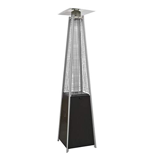 Dellonda Propane Gas Pyramid Patio Heater 13kW