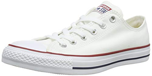 Converse Chuck Taylor All Star Ox Sneakers voor volwassenen, optical white 36,5