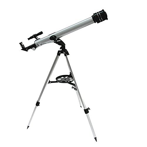 MYFB Telescopio astronómico monocular, HD, 525 Veces, tecnología óptica de Alta definición, Lente objetiva Grande, Adecuada para la observación astronómica