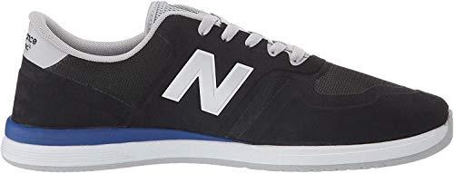 New Balance Numeric 420 - Zapatillas para monopatín, Negro (Negro), 44.5 EU