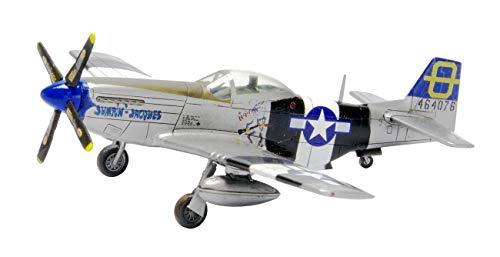 プラッツ 1/144 アメリカ陸軍 P-51Dマスタング 太平洋戦線第5航空軍 2機セット プラモデル PDR-12