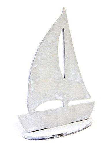 Generique - Dekoschiff, Grau, Einheitsgröße