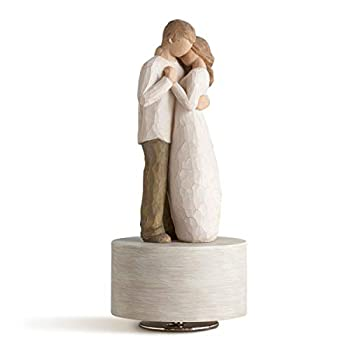 Willow Tree Promise Musical Sculpted Hand-Painted Musical Figure