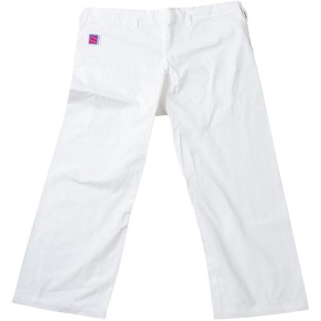 湿地郊外期待して九桜 空手 フルコン空手衣 ズボンのみ 5号サイズ R8NP5