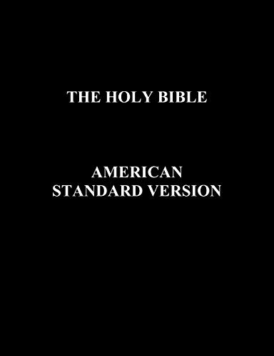 Compare Textbook Prices for The Holy Bible: American Standard Version 53841st Edition ISBN 9781849026840 by Benediction Classics