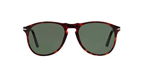 Persol 0po9649s gafas de sol, Marrón (Havana/Green), 55...